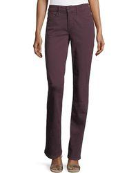 NYDJ - Marilyn Straight-leg Luxury Touch Jeans - Lyst