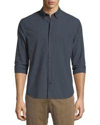 Billy Reid - Rosedale Cotton Sport Shirt - Lyst