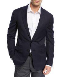 Ralph Lauren - Wool Two-button Sport Coat - Lyst