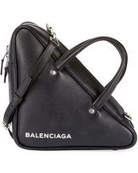 Balenciaga - Triangle Duffel Bag - Lyst