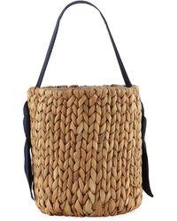 PAMELA MUNSON - Isla Bahia Petite Basket Tote Bag - Lyst