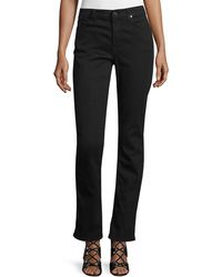 7 For All Mankind - Riche Touch Slim Straight Jeans - Lyst