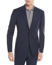 Z Zegna - Wash-and-go Two-piece Wool Suit - Lyst