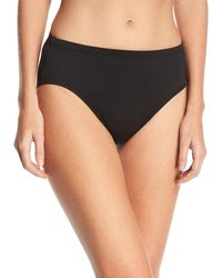 La Blanca - High-waisted Tummy Toner Swim Bikini Bottom - Lyst