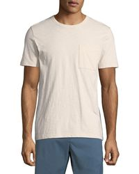 Theory - Men's Cosmos Essential Pocket T-shirt - Lyst