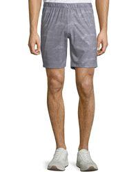 Peter Millar - Men's Athens Knit Sport Shorts - Lyst