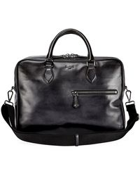Berluti - Deux Jours Calf Leather Briefcase - Lyst