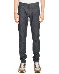 Berluti - Dark-wash Denim Jeans - Lyst