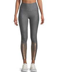 Beyond Yoga - Alloy Ombre High-waist Midi Legging - Lyst