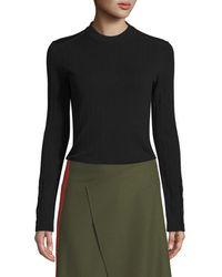 JOSEPH - Rib-knit Merino Wool Sweater - Lyst