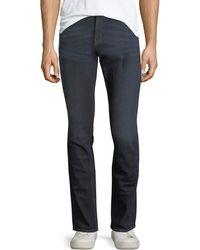 Michael Kors - Parker Slim Selvedge Jeans - Lyst