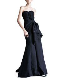 Carolina Herrera - F17/7020pts/gown - Lyst