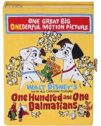 Olympia Le-Tan - Dalmatians Book Crossbody Clutch Bag - Lyst