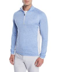 Peter Millar - Men's Sydney Colorblock Pullover Sweater - Lyst