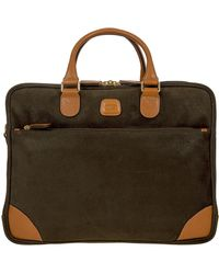 Bric's - Life Business Large Briefcase - Lyst