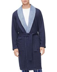 Lyst - Robes - Men s Dressing Gowns   Robes 9f0a369fb