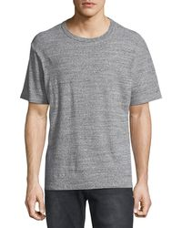 Simon Miller - M300 Garcon Cotton-silk T-shirt - Lyst