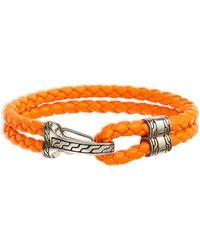 John Hardy - Classic Chain Men's Hook-station Bracelet - Lyst