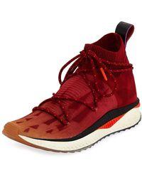 PUMA | Tsugi Evoknit Mid-top Sneaker | Lyst