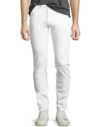 "Joe's Jeans - Men's Brixton Slim-straight Denim Jeans In Newman - 36"" Inseam - Lyst"