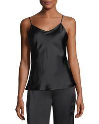 Josie Natori - Key Essentials Silk Camisole - Lyst