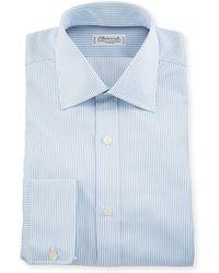 Charvet - Men's Small Stripe Dress Shirt - Lyst