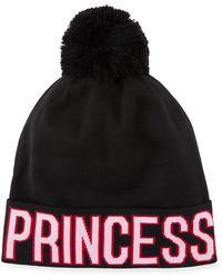 Dolce & Gabbana - Princess Beanie - Lyst