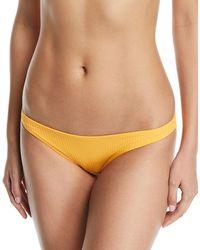 Vitamin A - Luciana Full-coverage Swim Bikini Bottoms - Lyst