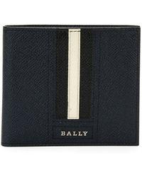 Bally - Tevye Leather Wallet - Lyst