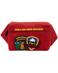 DSquared² - Camp Patched Belt Bag - Lyst