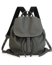 Bottega Veneta | Black Woven Backpack | Lyst
