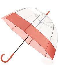 HUNTER - Original Moustache Bubble Umbrella - Lyst