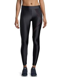 Koral Activewear - Knight Full-length Power-mesh Compression Leggings - Lyst