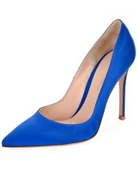 Gianvito Rossi - Gianvito Silk 105mm Pump - Lyst