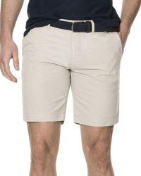 Rodd & Gunn - Men's Lambton Cotton Twill Shorts - Lyst