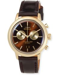Shinola - Men's Bedrock Chronograph Watch - Lyst