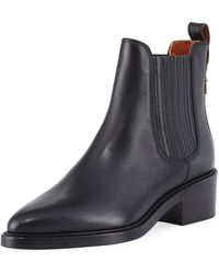 COACH - Bowery Chelsea Boots - Lyst