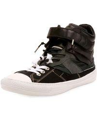 Maison Margiela - Men's Composite High-top Sneakers - Lyst