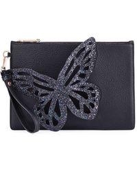 Sophia Webster | Flossy Butterfly Pouchette Bag | Lyst