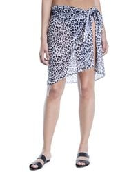 Jets by Jessika Allen - Gypsy Printed Sarong Coverup - Lyst