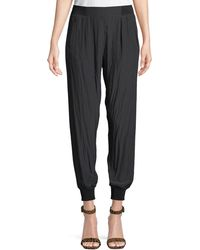 Ramy Brook - Markie Pull-on Jogger Pants - Lyst