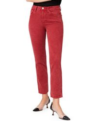 3x1 - Stevie High-rise Cropped Straight-leg Jeans - Lyst