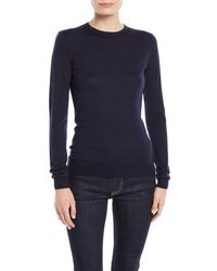 Ralph Lauren Collection - Cashmere Crewneck Pullover Sweater - Lyst
