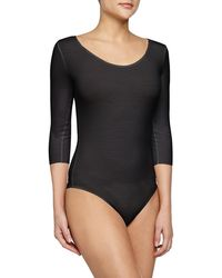 Wolford - Pure String Bodysuit - Lyst