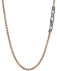 John Hardy - Men's Classic Chain Necklace - Lyst