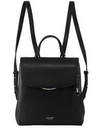 Kate Spade - Grace Medium Leather Backpack - Lyst