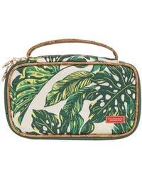 Stephanie Johnson - Seychelles Green Grace Brush Case - Lyst