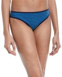 2027d50725e94 Marc By Marc Jacobs - Jamie Radioactive Striped Swim Bikini Bottom - Lyst