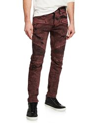 4d8246acf2c Hudson Jeans Blinder Skinny Fit Biker Jeans In Ritner in Blue for Men - Lyst