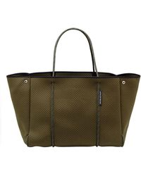 STATE OF ESCAPE - Escape Perforated Tote Bag - Lyst